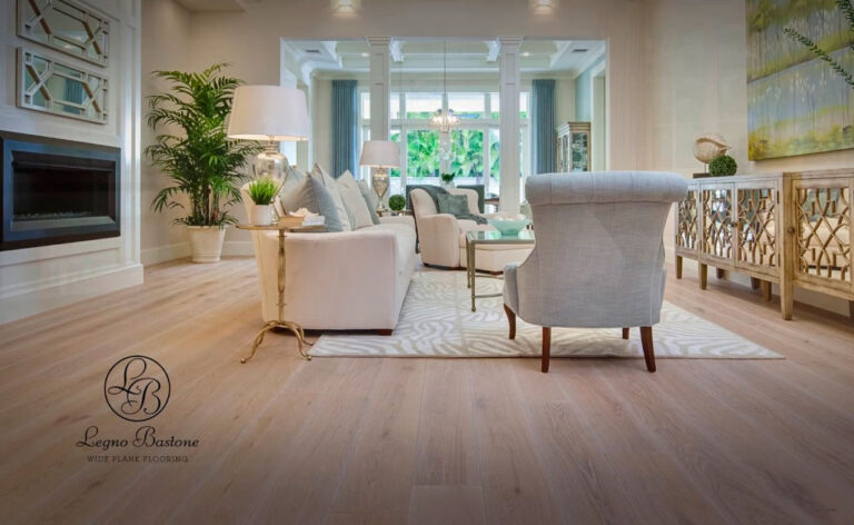 What is Legno wood finish?