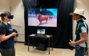 Large Animal Handling in VR