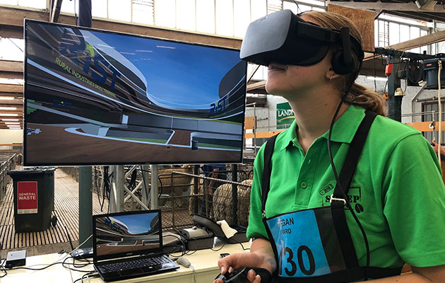 Student experiences and learning with VR