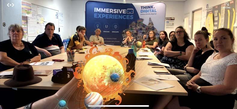 Virtual Reality Workshops & Training