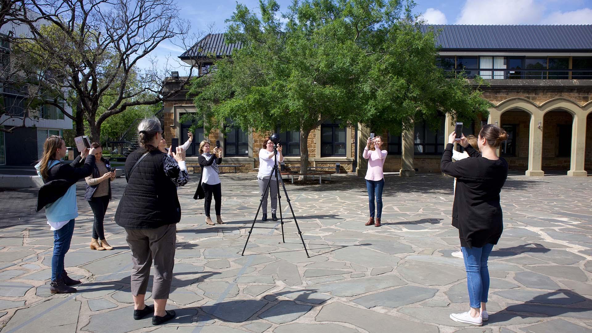South Australian German Teachers Association virtual tour virtual excursion workshop