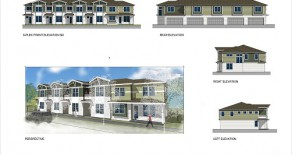 Belle Creek Townhomes and Apartments (87 Units) New Construction