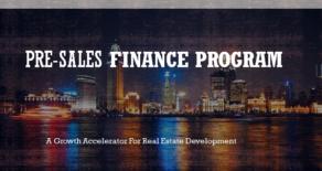 Pre-sales financing