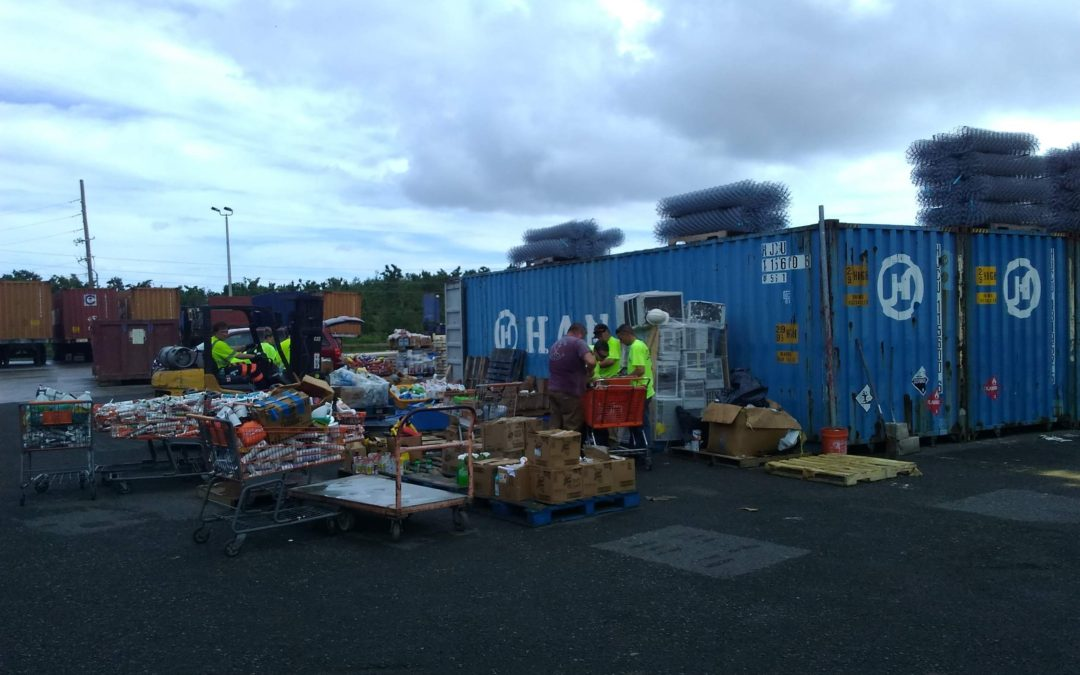 Disaster Strike Team Deploys to Saint Thomas, VI