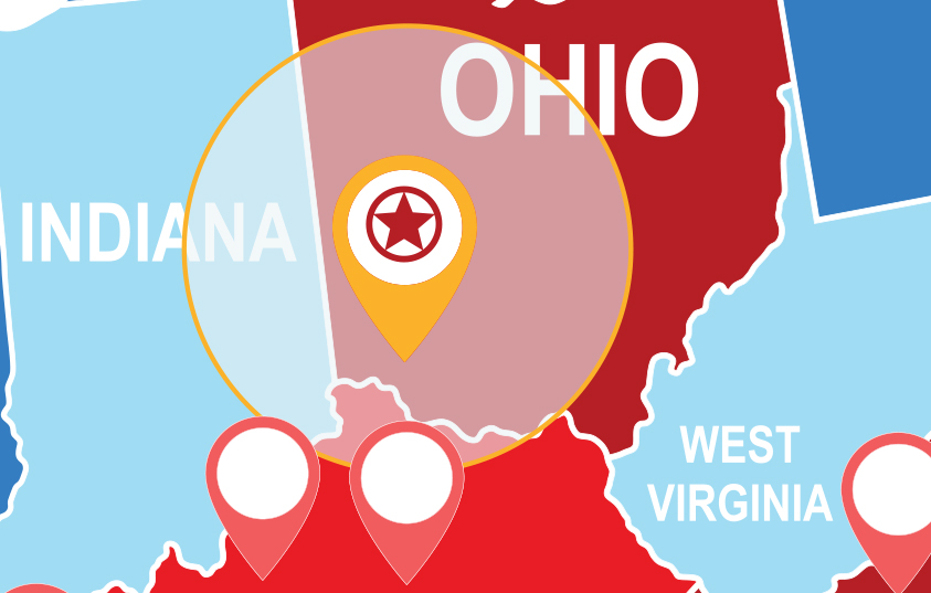 Introducing our newest location, Cincinnati OH