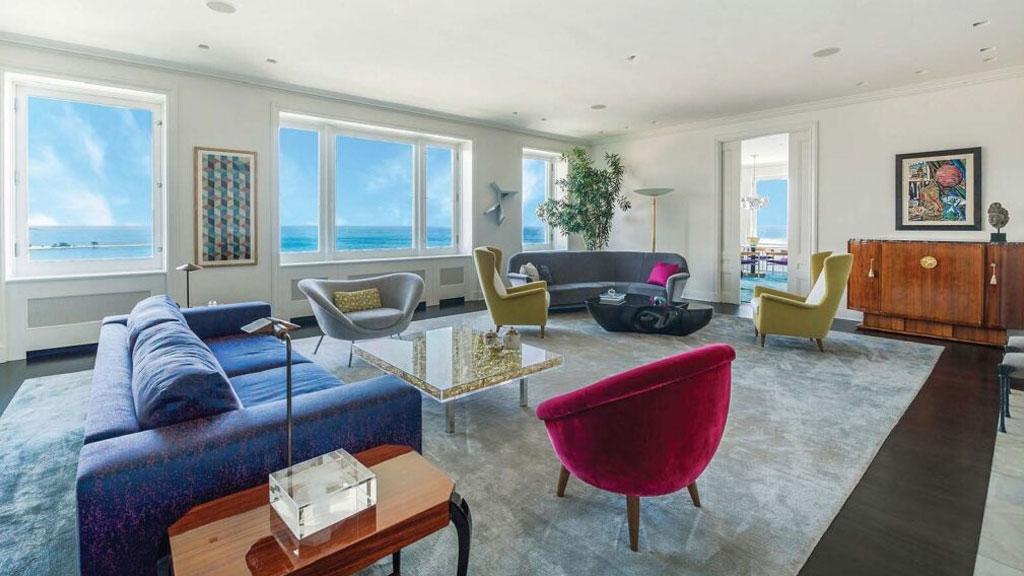 East Lake Shore Drive apartment; Chicago