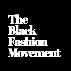 The Black Fashion Movement Logo