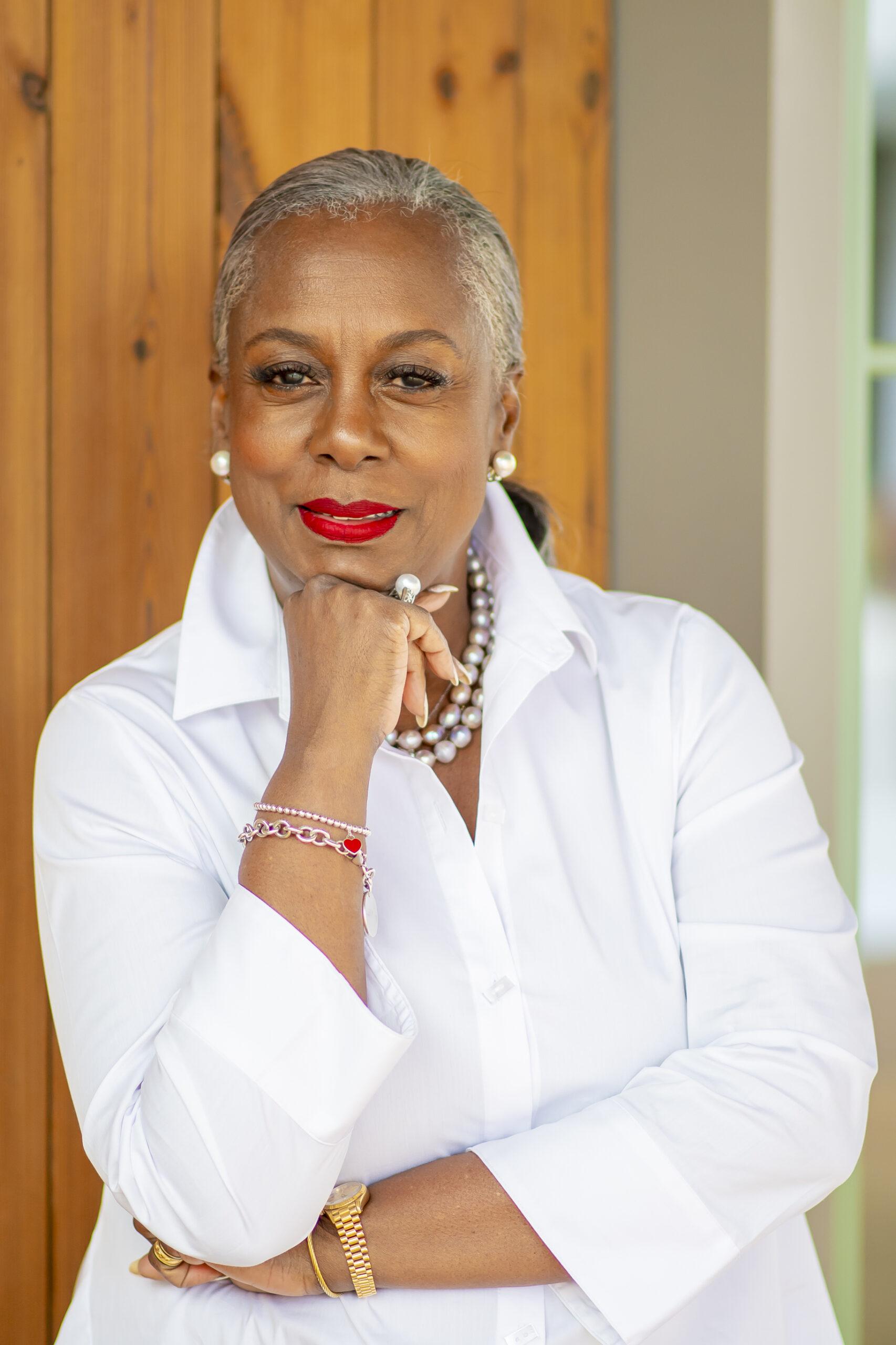 Gina Gant Pearls The black Fashion Movement
