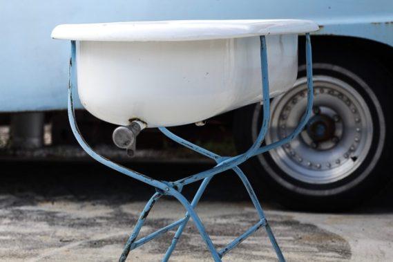 30's Hungarian Wash Tub