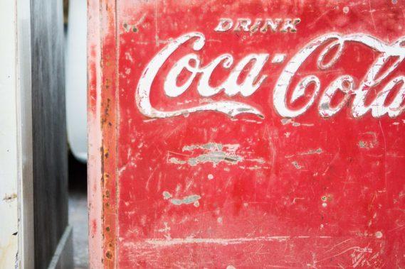 1940's Coca Cola Cooler