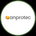 Anprotec Logo Colorido