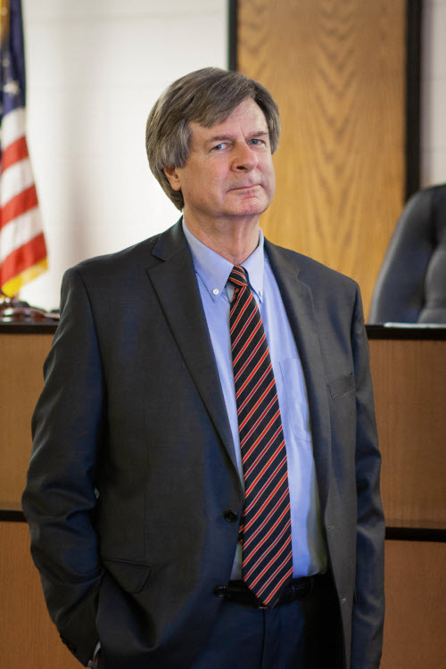 James D McMichael