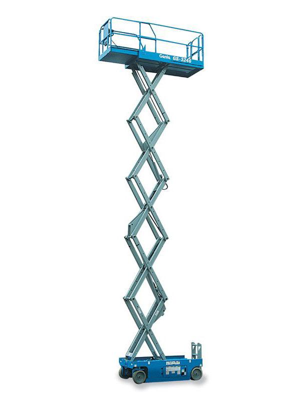 2012 Genie GS 3246 Scissor Lift