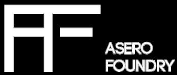 Asero Foundry Logo