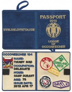 2015 PassportFull view LT YEL