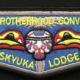 Skyuka Lodge 100 percent Brotherhood Conversion