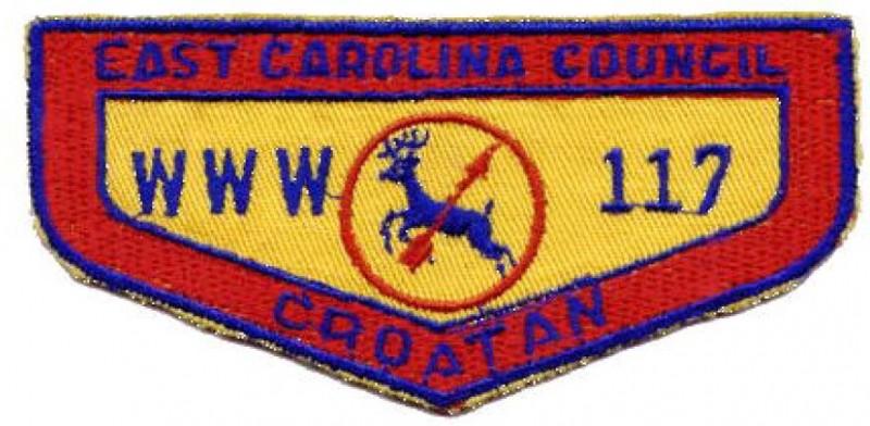 Croatan Lodge 117 F1