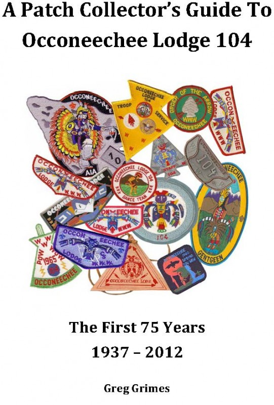 Lodge 104 patch book 2012