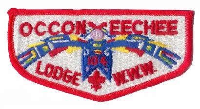 Occoneechee Lodge 104 S9 Flap