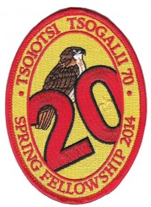 Tsoiotsi Tsogalii 70 2014 Spring