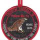 Tsoiotsi Tsogalii Lodge 70 2015 NOAC Early Bird Patch