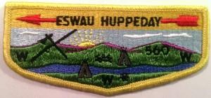 Eswau Huppeday S1 Flap