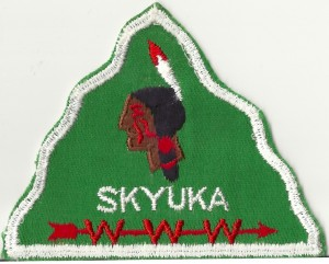 Skyuka X3 Two-hair Bands Indian on the Mountain