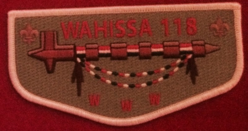 the new S43 Wahissa Lodge 118 flap