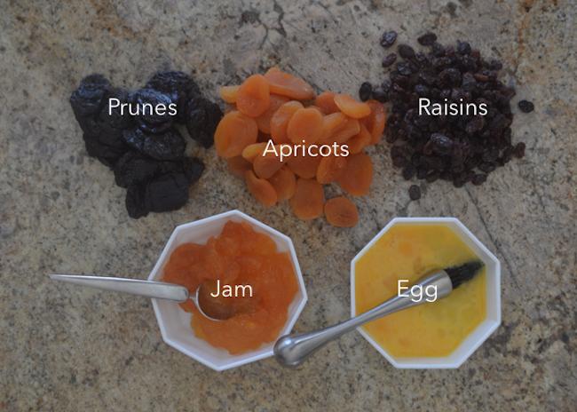 Hamentashen Filling Ingredients
