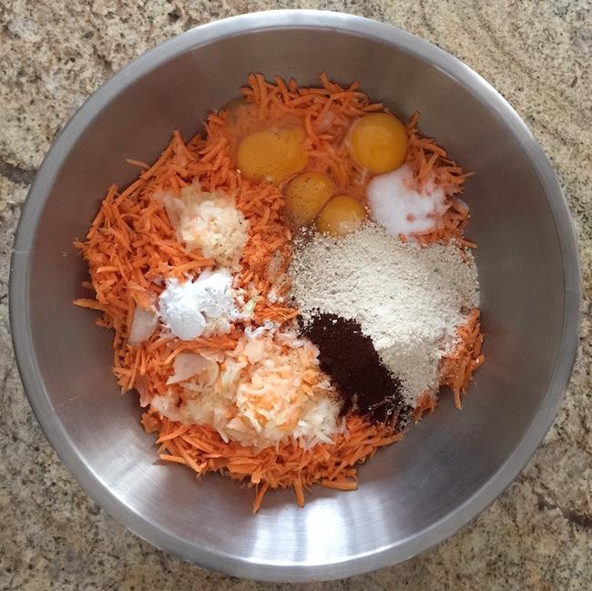 Chipotle Sweet Potato Latkes