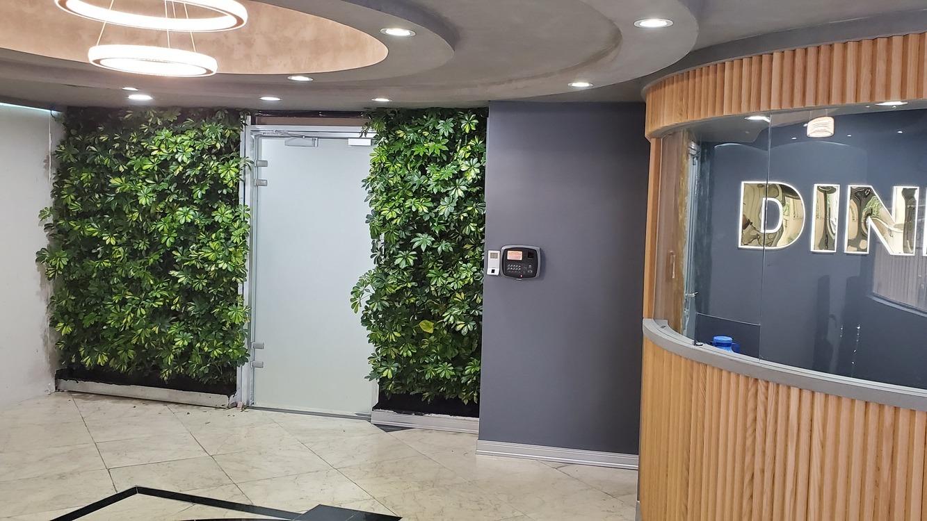 Dineh Office Lobby