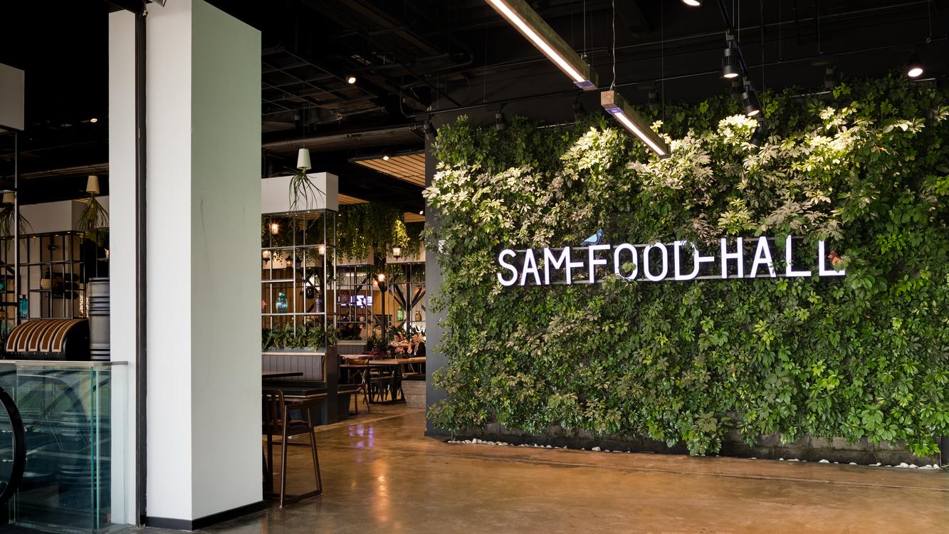 Sam Food Hall