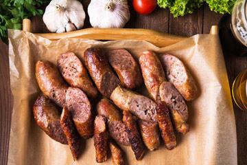 House Smoked Sausages