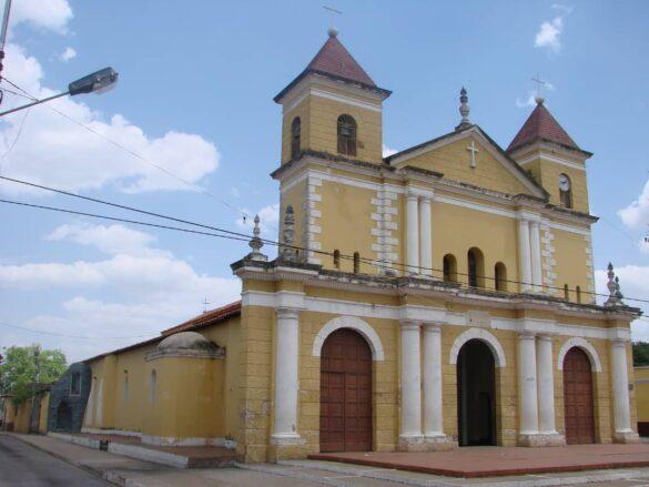 La historia de la Iglesia San Gabriel Arcángel