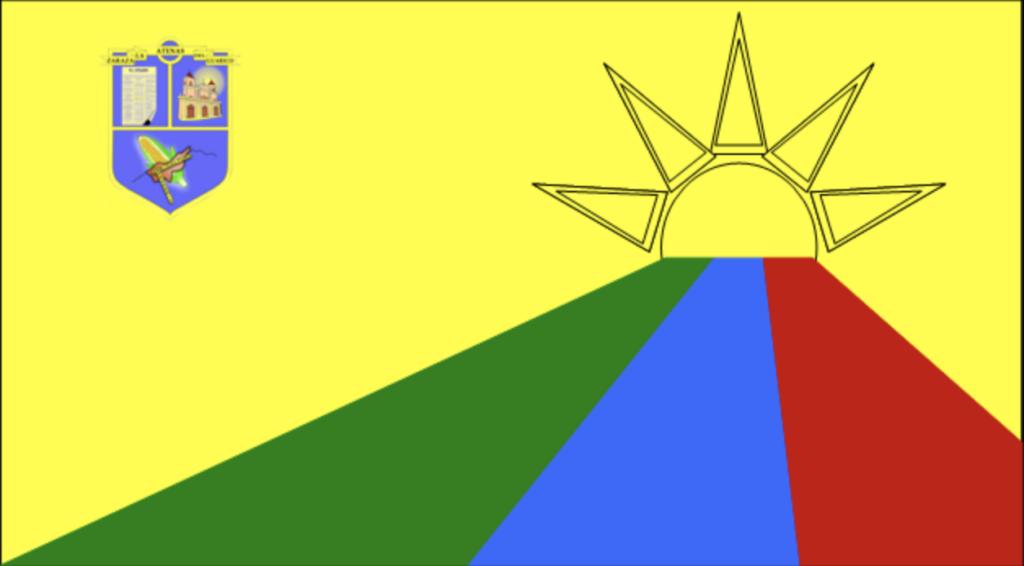 bandera municipio pedro zaraza