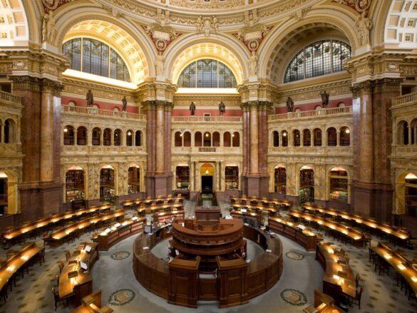 Nuestra historia en las bibliotecas más prestigiosas del mundo