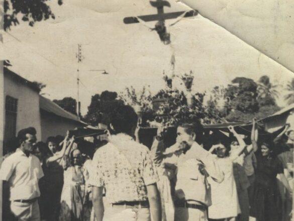 La histórica crónica de Gustavo Chacín sobre la procesión de 1956