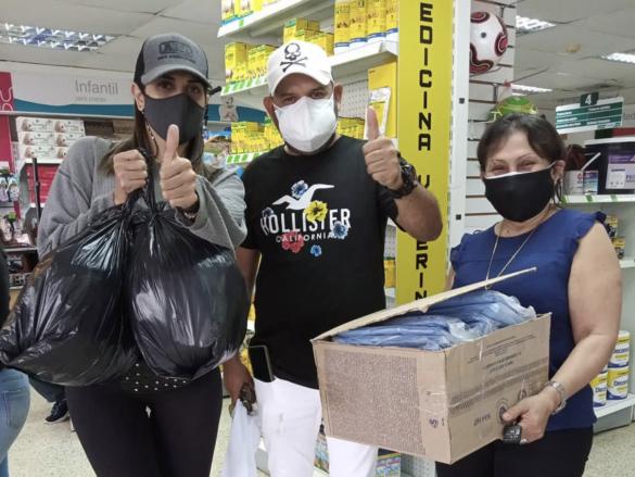 Reynaldo Armas: «Zaraza dio el ejemplo» de solidaridad en la lucha contra COVID-19