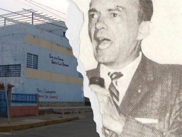 La Casa de la Cultura, un homenaje al poeta  Ernesto Luis Rodríguez