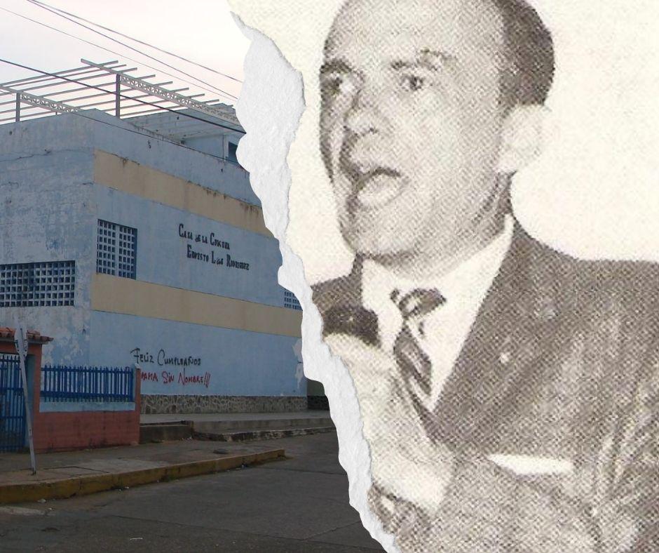 Casa de la Cultura Ernesto Luis Rodriguez Zaraza