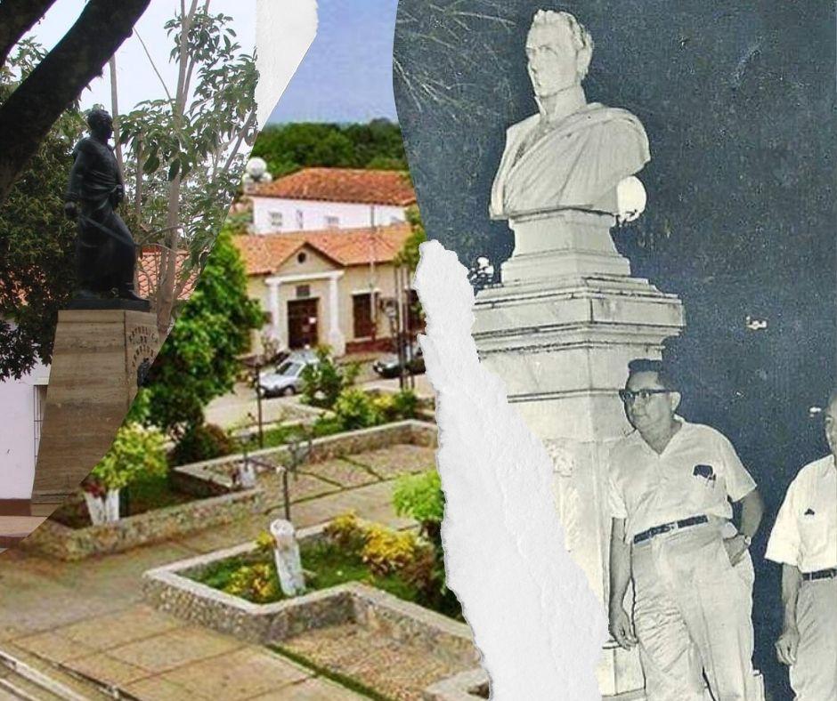 Plaza Bolivar Zaraza