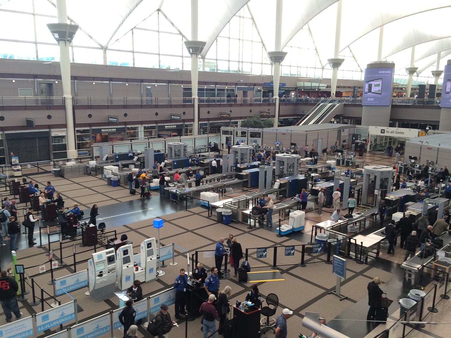 What will we do without the TSA?
