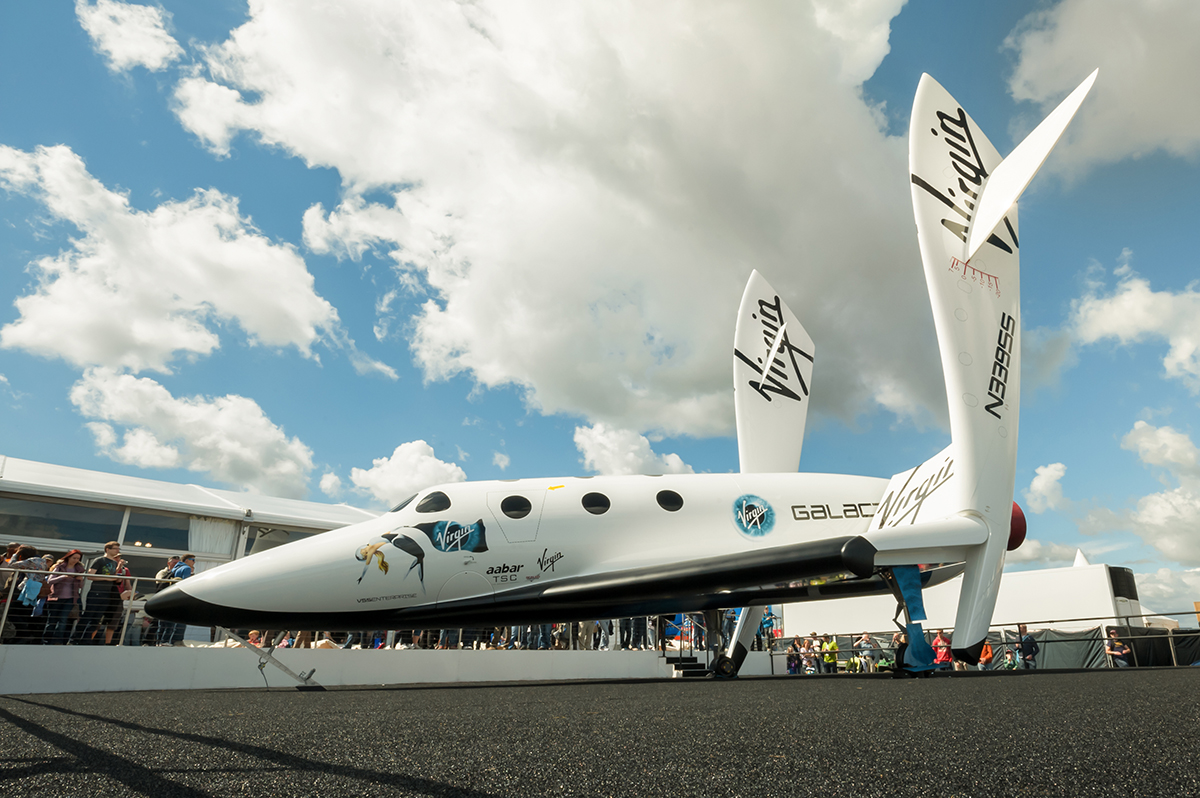 Richard Branson is bringing spaceflight back, but with it comes challenges to US airports