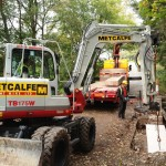 Metcalf Plant Hire Contracting Division Bridge Strengthening
