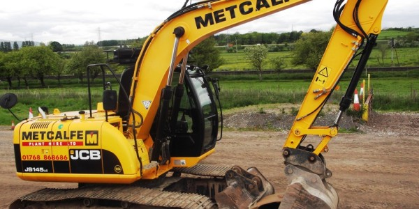 Large Excavator Operator Assessment at our Training Centre