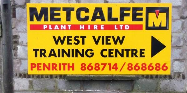 Metcalfe Plant Hire Training Centre