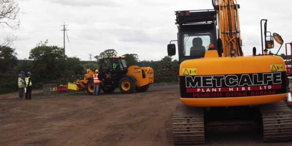 Specific Targeted Training for Sub-Contractors Being Undertaken at our Training Centre