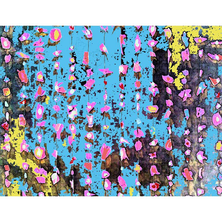Passage in Pink Fresco