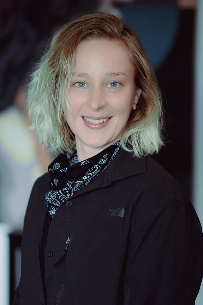 Headshot - Candice - Massage Therapist in training at Buffalo Holistic Center