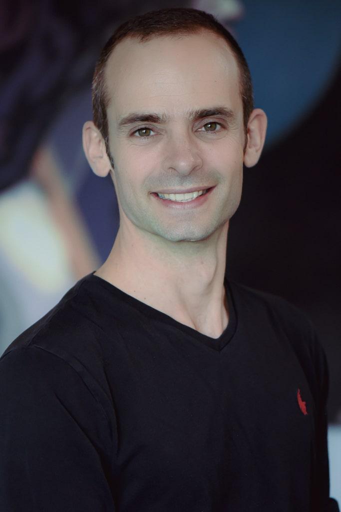 Headshot - Jesus - Massage Therapist at Buffalo Holistic Center
